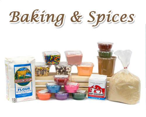 Baking and Spices